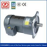 0.1kw 알루미늄 또는 강철 플레이트 나선형 설치된 모터