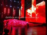 P3 Cinema HD Hall mur vidéo du panneau de l'écran Affichage LED Intérieur