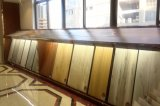 tegels van de Vloer van het Bouwmateriaal van 150X600mm de Houten Verglaasde Inkjet Ceramische (15676)