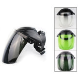 Desgaste da cabeça Salpicos resistente ao calor reutilizável capacete protector de rosto