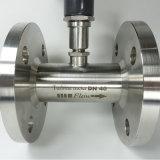 新しいローカル表示パルス出力機構の液体のタービンガソリン流れメートル