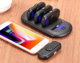 Doigt magnétique à aimant mini pow Banque d'alimentation sans fil, Portable Trousseau petit Powerbank sans fil