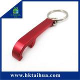 Chaveiro abridor de garrafa personalizado, Porta-chaves, Titular da Tecla com logotipo impresso