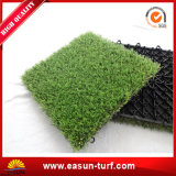 Tapis de gazon artificiel de verrouillage de l'herbe Tile