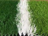 Césped artificial para campos de fútbol monofilamento 50mm