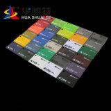 Hot vender 2mm/3mm/4mm/6mm/10mm de lámina de acrílico para la publicidad o la decoración/Cartel