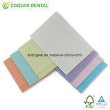 Busbane francesi dentali di carta a gettare variopinte di vendita calda di Pb017 Zogear 33X45cm