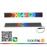 Il segno del tabellone del segno 764 dell'automobile del LED per la pubblicità della lettera programmabile completa del segno LED di colore LED del segno della visualizzazione LED illumina il segno