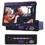 7'' Reproductor de DVD Automático + TV + Radio (para coche)