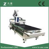 Enrugador e cortador CNC de madeira