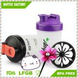 300ml recentemente BPA liberano la bottiglia di plastica dell'agitatore della proteina