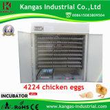 Les incubateurs automatiques approuvés de volaille de la CE/volaille Egg les prix d'incubateurs (KP-23)