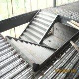 Costruzione di edifici commerciale modulare della struttura d'acciaio per il supermercato