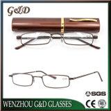 Form-populärer Metallanzeigen-Gläser Eyewear optischer Rahmen