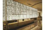 건물 또는 Decorativing (JINBO)를 위한 강화 유리