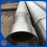 Il tubo dell'acciaio inossidabile ha basato il filtro per pozzi