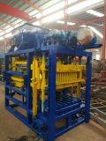 4-25 máquina do tijolo do cimento com imprensa hidráulica
