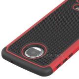 El patrón de fútbol a los golpes para teléfono Motorola Moto Z Droid