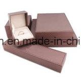 Коробка ювелирных изделий OEM причудливый бумажная/роскошная коробка кольца Clamshell/коробка ожерелья/коробка серьги/коробка браслета