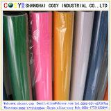 Publicidad de la etiqueta engomada del vinilo del corte del color con la muestra libre