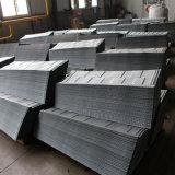Llano Tipo Techo de tejas de metal