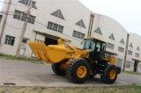 Chargeur lourd de roue de 5 tonnes de matériel de construction
