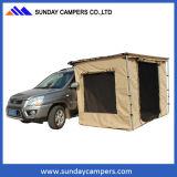 Il poliestere della tenda di Foxwing Strappare-Arresta la tela di canapa, tenda della parte superiore del tetto di W/P W/R