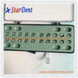 La mejor calidad de la FDA de ortodoncia brackets cerámicos del instrumento dental