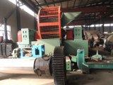 De Maalmachine van het Recycling van de Band van het afval voor het Rubber Maken van het Poeder