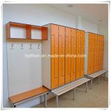 Grano de madera de alta presión HPL Muebles Junta Hoja