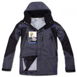 Art- und Weiseski-Jacke für Männer (A002-03)