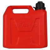 Container di plastica Seaflo 5L 1.3 Gallon Fuel Storage Tank per rv