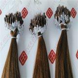 Micro estensioni dei capelli dell'anello di migliore qualità con i capelli umani di 100%