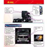 Wheelbase 3.2m Sinotruk HOWO A7 6X4 Tractor Truck Head Trailer card
