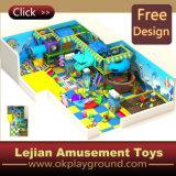 CE nouveau terrain de jeux intérieur pour les enfants de la conception de l'Amusement (ST1425-3)