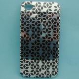 Plastic Geval IMD voor iPhone 4
