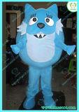 Hi fr71 Blue Cat Mascot Costume