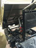 El mecanismo impulsor de cuatro ruedas se divierte /Farm/el vehículo utilitario UTV de la mina