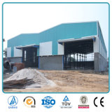 SGS keurde de Geprefabriceerde Hangaar van het Pakhuis van het Staal Industriële (goed sh-677A)