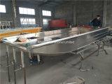 Алюминиевый корпус лодки амфибий// воздушных судов на лодке
