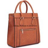 Nuovo borsa/raccoglitore alati del sacchetto di spalla del Tote della cartella dell'unità di elaborazione del progettista cuoio