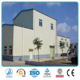 Geprefabriceerd Lichtgewicht Industrieel Pakhuis (sh-641A)
