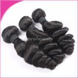 도매 Remy Human Hair Weave 7A Peruvian Virgin Hair Extension