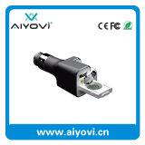 Aiyovi CC-03 de Dubbele Lader van de Batterij van de Auto van de Lader van de Auto USB Draagbare met de Verspreider van de Geur