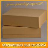 Faltbarer verpackender Papiergeschenk-Kasten