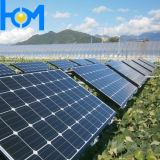 Verre solaire à 3 mm d'épaisseur pour module photovoltaïque