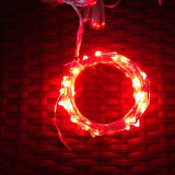PlugまたはBatteryのLED Mini Copper Wire Fairy String Lights