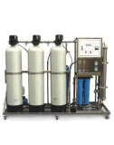 750L/H industrielle Wasserbehandlung Equipment&Water Pflanze des Wasser-Treatment&0.75t