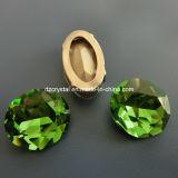 Kleid-Kleid-dekorative Kristallsteine für Verkauf