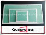 El panel de acceso de aluminio a prueba de humedad del techo de la tarjeta de yeso AP7710